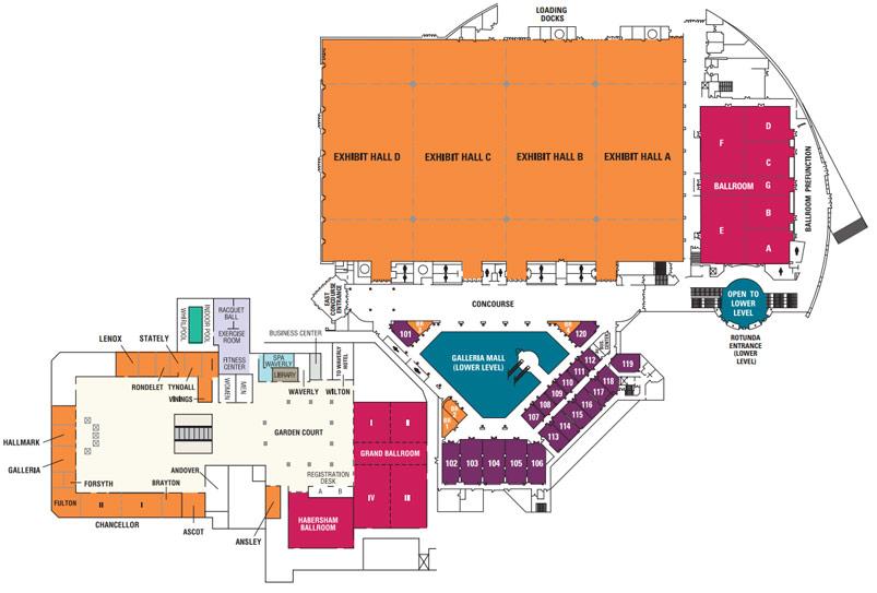Waverly Floorplan